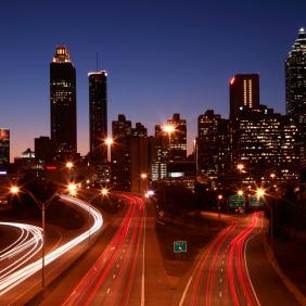 There's Atlanta...