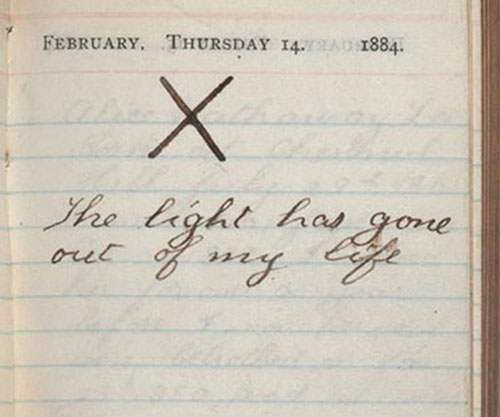 theodore-roosevelts-diary-the-day-his-wife-and-mother-died-1884-small